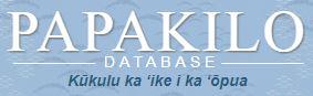 Papakilo Database