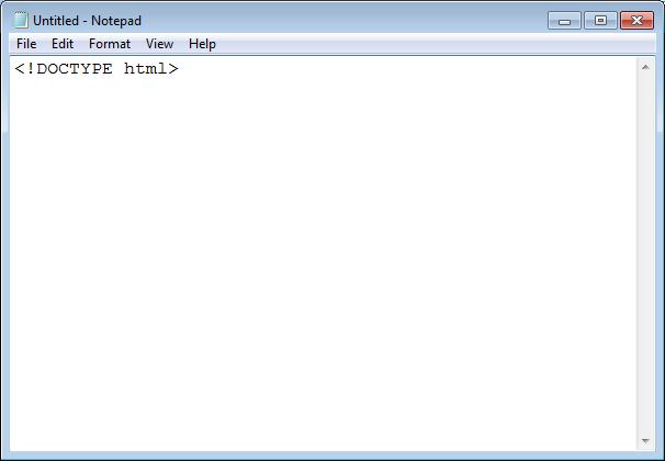 Hypertext Markup Language Lesson